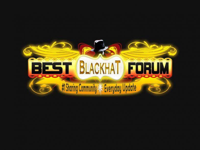 Bestblackhatforum