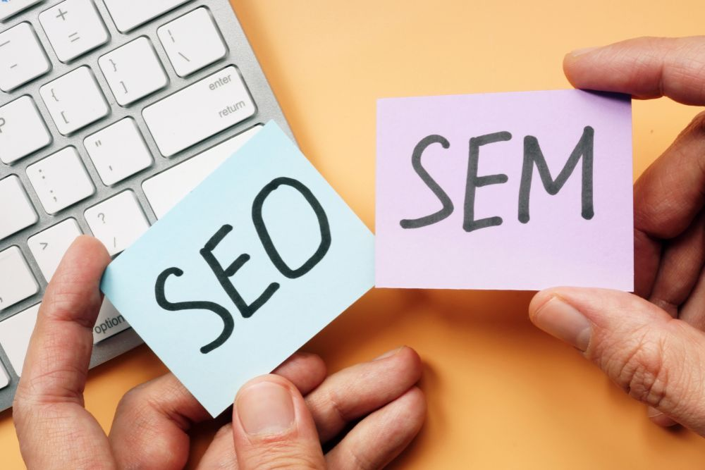 SEO หรือ Search Engine Optimization