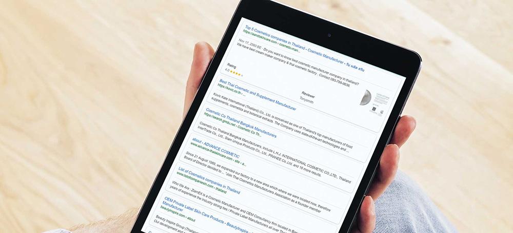 เคล็ดลับทำ SEO บน Mobile Site